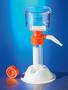 Corning® 50 mL Tube Top Vacuum Filter System, 0.22 µm Pore 13.6cm² CA Membrane, Sterile, 12/Case