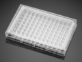 Falcon® 96-well Feeder Polystyrene Tray, with Lid, Sterile, 5/Pack, 5/Case