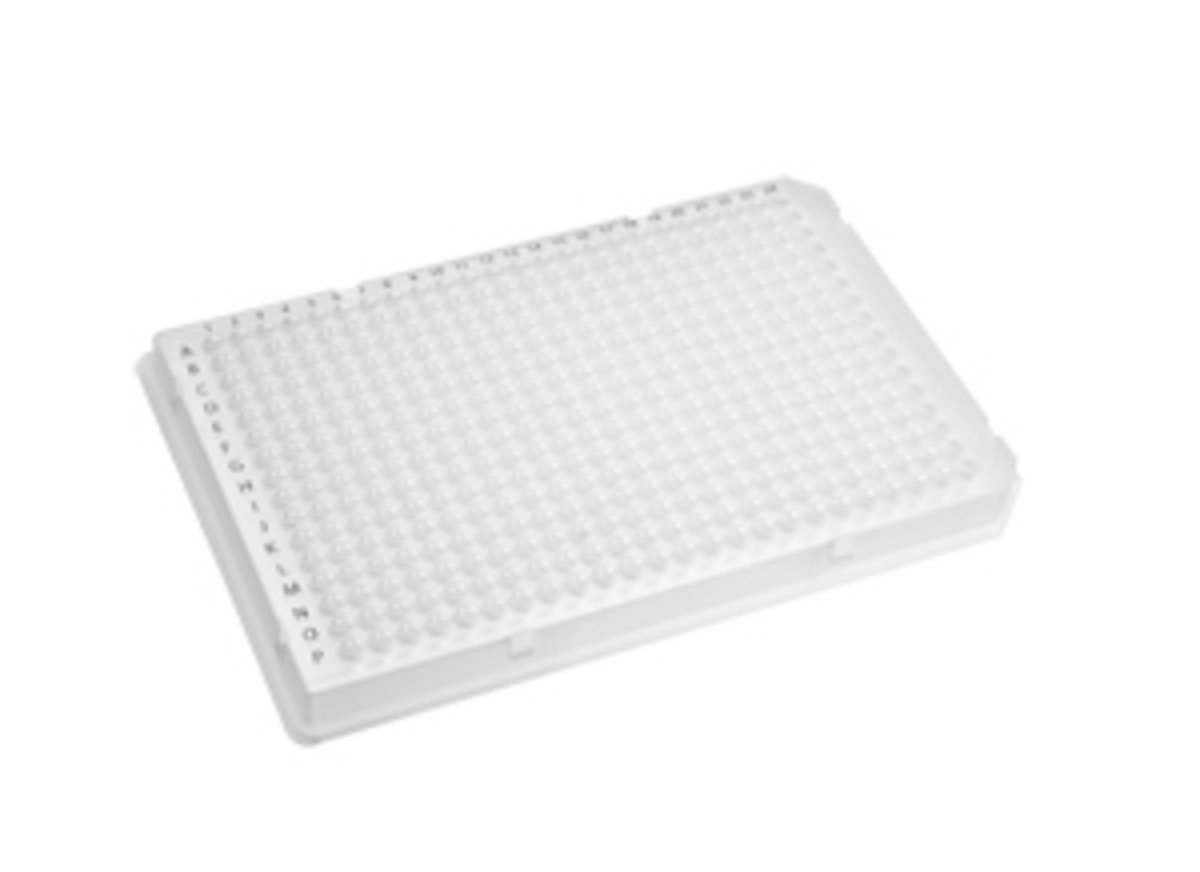 Axygen® 384-well PCR Microplate Compatible with Roche Light