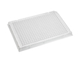 Axygen® 384-well RigiPlate™ PCR Microplate, Full Skirt, Clear, Nonsterile