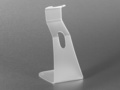Axygen® Pipettor Stand for One Pipettor, Transparent
