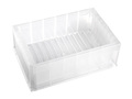 Axygen® Single Well Reagent Reservoir with 12-Bottom Troughs, High Profile, Nonsterile