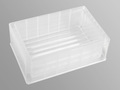 Axygen® Single Well Reagent Reservoir with 8-Bottom Troughs, High Profile, Sterile