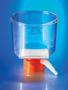 Corning® 500 mL Bottle Top Vacuum Filter, 0.22 µm Pore 33.2cm² PES Membrane, Fits 45 mm Diameter Necks, Sterile, 12/Case