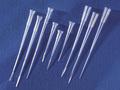 Corning® 1-200 µL Flat 0.4 mm Thick Gel-Loading Pipet Tips, Natural, Nonsterile, 200 Tips/Rack, 2 Racks/Case, 400 Tips/Case