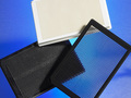 Corning® 1536-well Black, Clear Bottom, Low Base, Polystyrene Not Treated Microplate, 20 per Bag, without Lid, Nonsterile