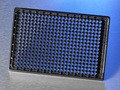 Corning® BioCoat™ Poly-D-Lysine 384-well Black/Clear Flat Bottom High Content Imaging Glass Bottom Microplate