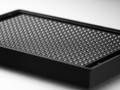 Corning® 384-well Black/Clear Round Bottom Ultra-Low Attachment Spheroid Microplate, with Lid, Sterile