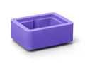 Extension Collar for Corning® CoolBox™ XT, Purple