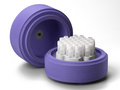 Corning® CoolCell® FTS30, Freezing Container, for 30 x 1 mL or 2 mL Cryogenic Vials, Purple