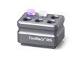 Corning® CoolRack M6, Holds 6 x 1.5 or 2 mL Microcentrifuge Tubes, Gray