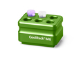 Corning® CoolRack M6, Holds 6 x 1.5 or 2 mL Microcentrifuge Tubes, Green