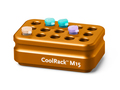 Corning® CoolRack M15, Holds 15 x 1.5 or 2 mL Microcentrifuge Tubes, Orange