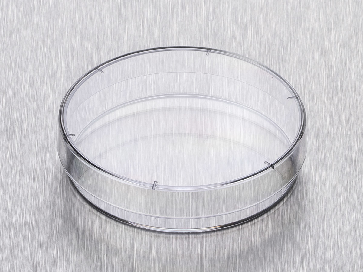 Corning® Gosselin™ Petri Dish 60 x 15 mm, 6 Vents, Sterile, Double Outer Bag, 15/Bag, 1620/Case