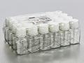 Corning® Gosselin™ Octagonal PET Bottle, 125 mL, Graduated, 31 mm Tamper-evident Cap, Sterile, Pre-assembled, 24/Pack, 336/Case
