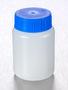 Corning® Gosselin™ Round HDPE Bottle, 100 mL, 37 mm Blue Cap, Assembled, Sterile, 10/Bag, 310/Case