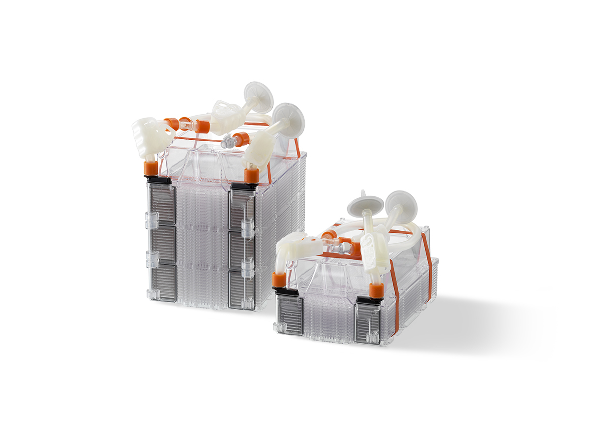Corning® HYPERStack® Cell Culture Vessels