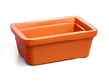 Corning® Ice Pan, Rectangular, Midi, 4L, Orange