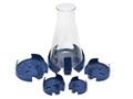 Corning® Plastic Clamp, 125 mL