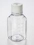 Corning® 250 mL Octagonal PET Storage Bottles with 31.7 mm Screw Caps, Sterile