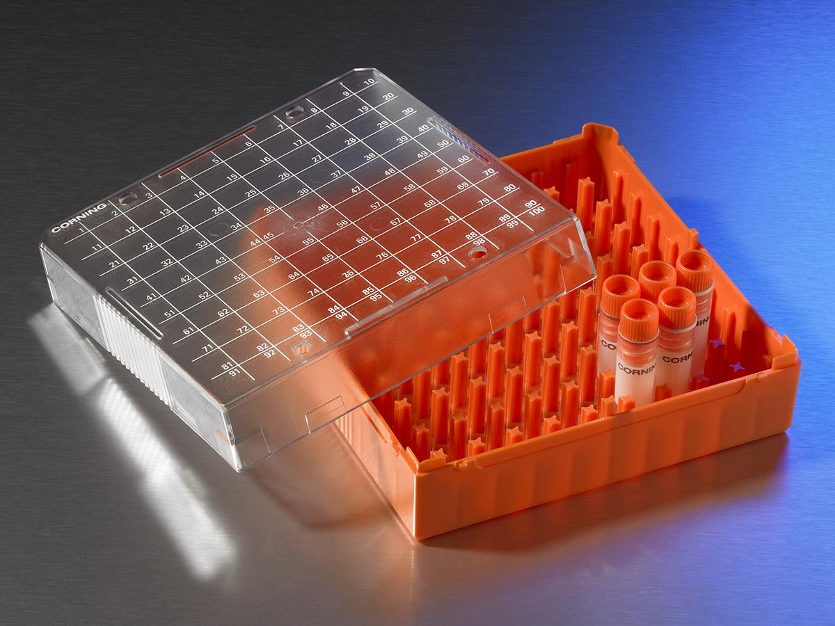 Corning® Cryogenic Vial Racks and Storage Boxes & Corning® Cryogenic Vial Racks and Storage Boxes | Cryogenic Vial ...