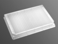 Axygen® 384-well Clear V-Bottom 120 µL Polypropylene Deep Well Not Treated Plate, 5 per Pack, Nonsterile
