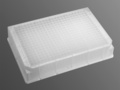 Axygen® 384-well Clear V-Bottom 240 µL Polypropylene Deep Well Not Treated Plate, 5 per Pack, Nonsterile