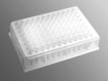 Axygen® 96-well Clear V-Bottom 600 µL Polypropylene Deep Well Plate, 5 per Pack, Sterile