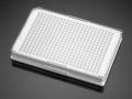 Falcon® 384-well White Flat Bottom TC-treated Microtest Microplate, with Lid, Sterile, 5/Pack, 50/Case