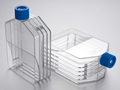 Falcon® 525cm² Rectangular Straight Neck Cell Culture Multi-Flask, 3-layer with Vented Cap