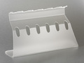 Corning® Universal Linear Stand for Six Pipettors, Transparent