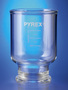PYREX® 1000 mL Graduated Funnel, 47 mm, for Assembly with Fritted Glass Support Base