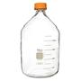 PYREX® 5L Round Media Storage Bottles, with GL45 Screw Cap