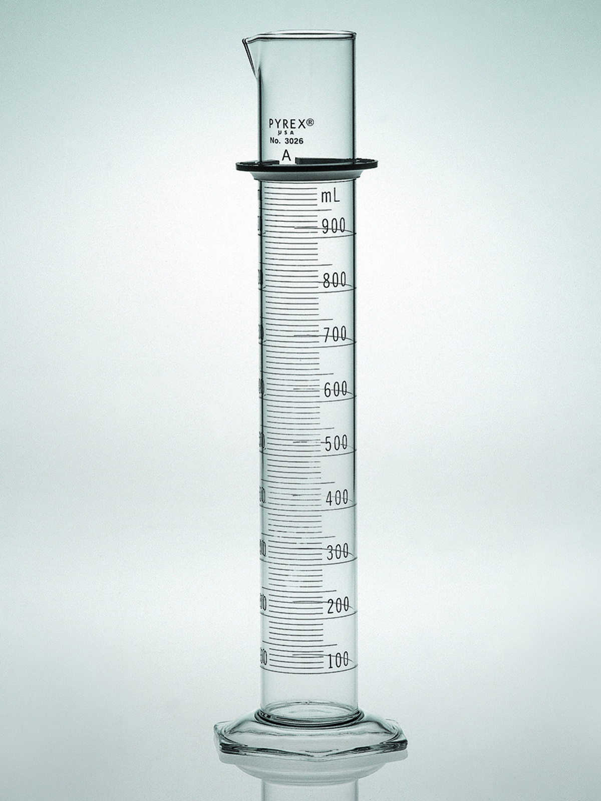 a38fcf679 PYREX® Double Metric Scale, 1L Class A Graduated Cylinder, TD   1 L ...
