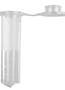Axygen® 2.0 mL MaxyClear Snaplock Microcentrifuge Tube, Polypropylene, Orange, Nonsterile, 500 Tubes/Pack, 10 Packs/Case