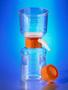 Corning® 150 mL Vacuum Filter/Storage Bottle System, 0.22 µm Pore 13.6cm² PES Membrane, Sterile, 12/Case