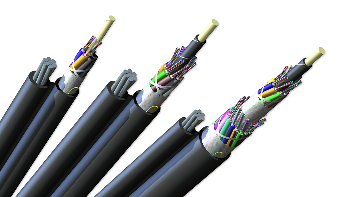 ALTOS® Figure-8 Loose Tube, Gel-Filled Cable | Self-Supporting ...