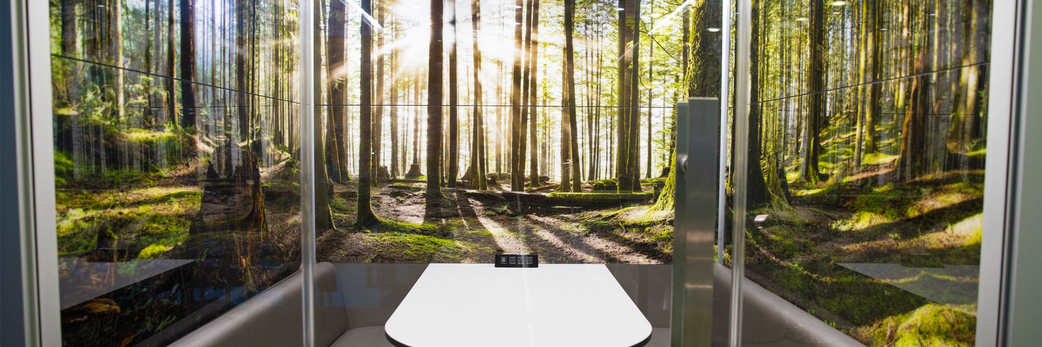 SnapCab® Pod And Portal Installations At Corning Facilities | Collaborative  And Interactive Modular Office Solution | Corning