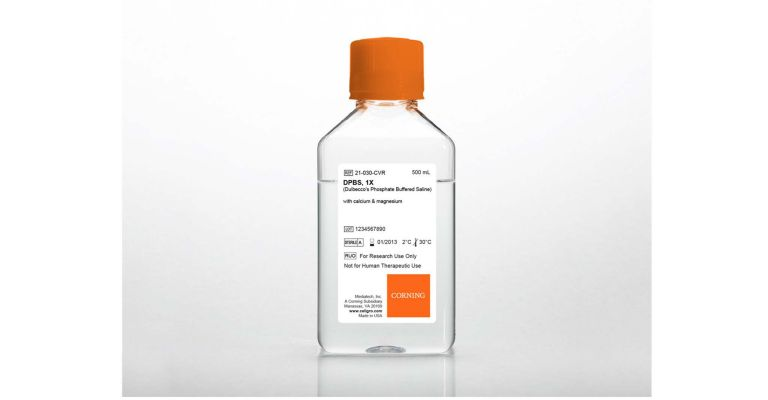 Dulbecco's Phosphate Buffered Saline (DPBS)