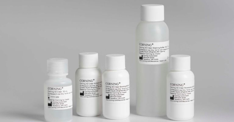 3D Clear Tissue Clearing Reagent products