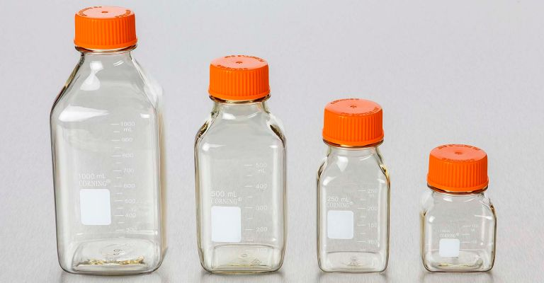 Polycarbonate Storage Bottles