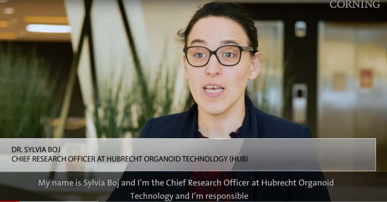 Using Organoids for Personalized Medicine: An Interview with Sylvia Boj from HUB