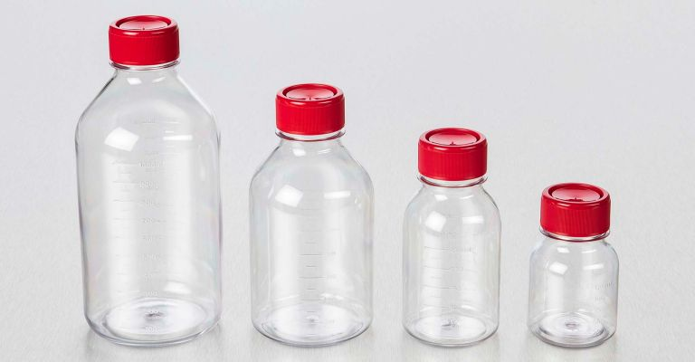 Bottles, Disposable Plastic