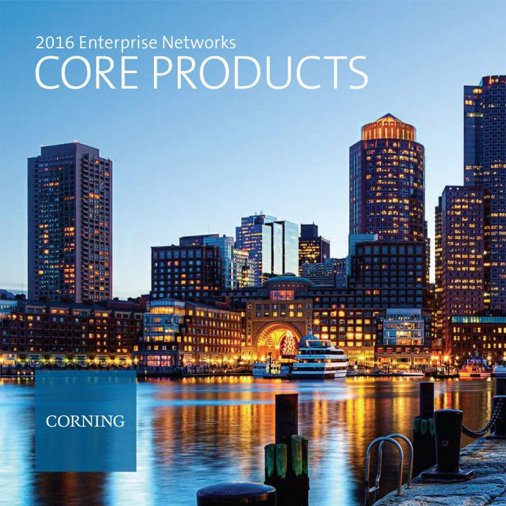 2016 Enterprise Networks Core Products