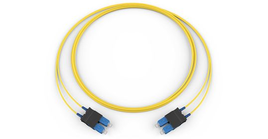 indoor two fiber cable assemblies