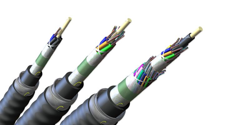 drop indoor outdoor fiber optic cable