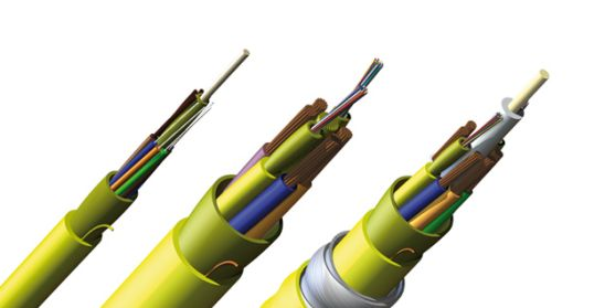 composite indoor fiber optic cable