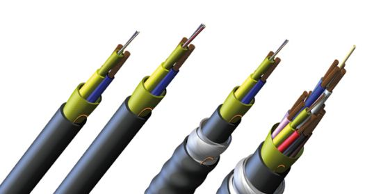 composite indoor outdoor fiber optic cable
