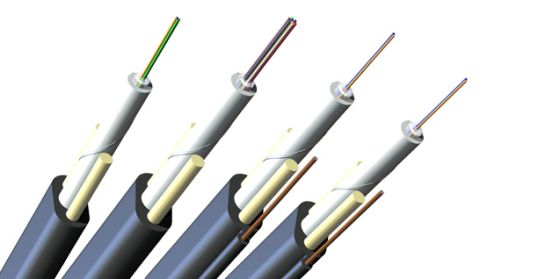 drop outdoor fiber optic cable