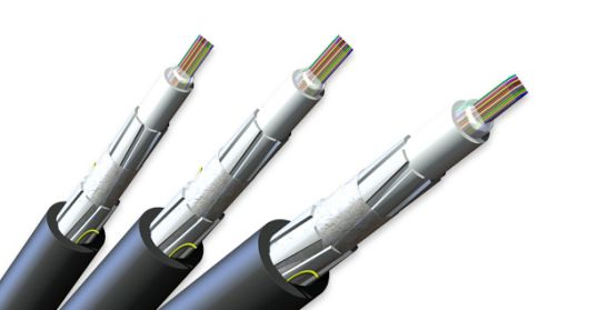 ribbon indoor outdoor fiber optic cable